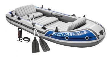 Las mejores barcas hinchables al mejor precio en Amazon