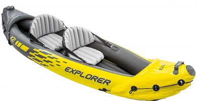 Los mejores kayaks hinchables Ofertas Amazon